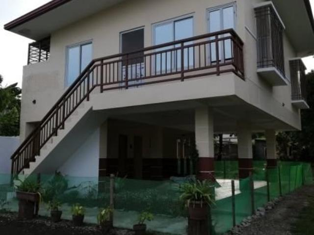 Lake Front Lot With House In Agoncillo Batangas