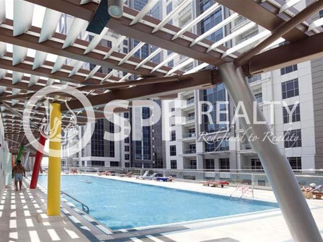 Lake & Sea View 3 Bed Apt In Executive Tower E Aed 3,100,000