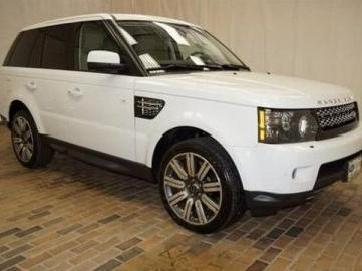 Land rover 2013 hybrid range rover supercharged sport 2013 fiji white