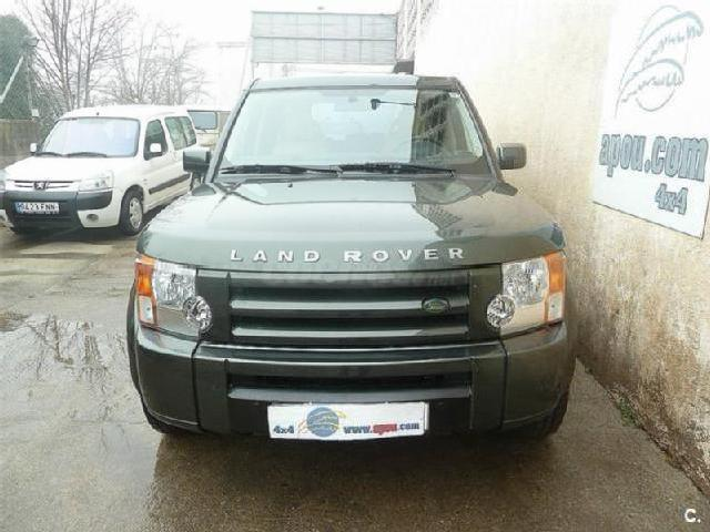 Land rover discovery 2 7 tdv6 se commandshift 5p