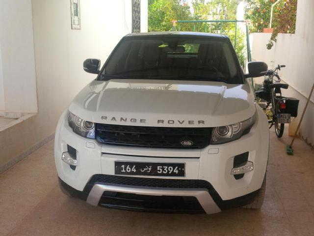Land Rover A Sfax Land Rover Range Sfax D Occasion Mitula Voiture