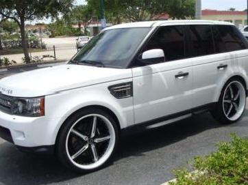 Land rover range rover sport 2011 gasoline land rover range rover sport supercharged 4dr s...
