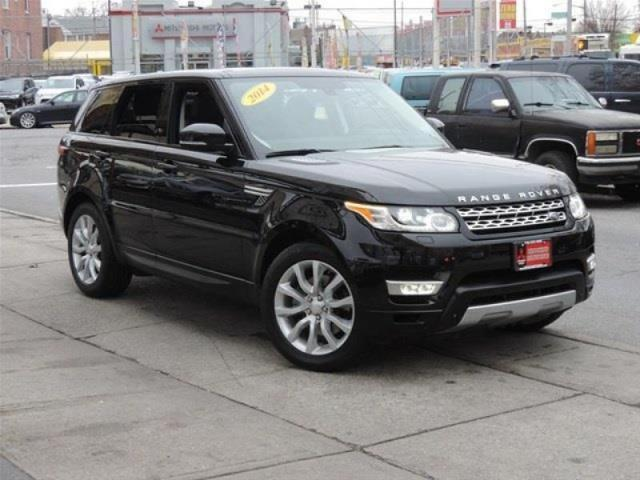 Land rover range rover sport 2014 gasoline range rover sport supercharged 2014 aed 73 460