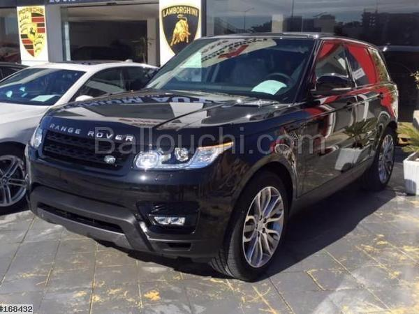 Land Rover Land Rover Range Sport D Occasion Mitula Voiture