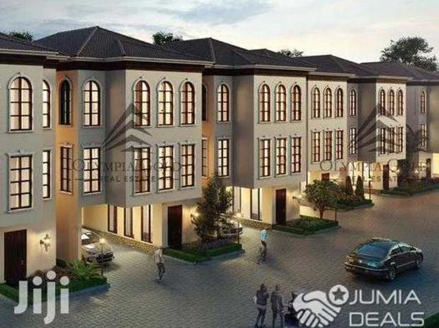 Langata 5 Bedroom Townhouse Olympia Gold Real Estate