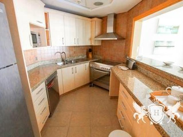 Large 1br | Sea View | Furnished