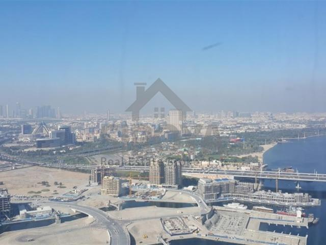 Large And Upgraded 3 Bedroom Apartment For Sale In D1 Tower Culture Village Aed 6,000,000