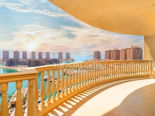 Large Balcony | Marina View | Request Virtual Tour