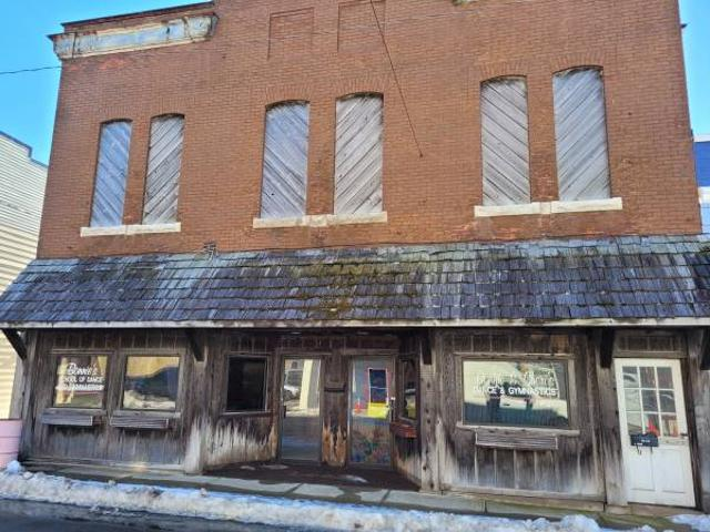 Large Building Downtown $24,900 Owner Finance Alexandria