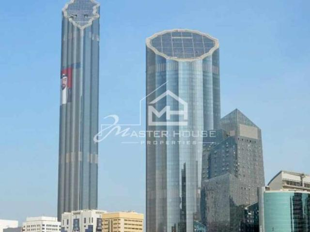 Large, City Sea View 4+m Penthouse In Wtc