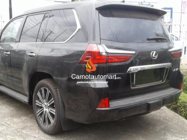 Lexus LX 470 Lagos - 41 Lexus LX 470 Used Cars in Lagos - Mitula Cars