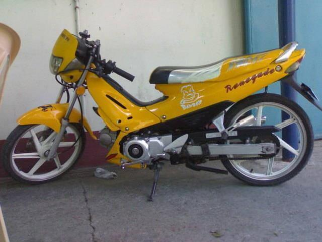 swap lifan with pictures