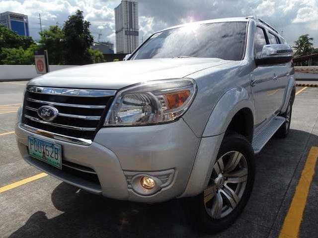 2013 Ford Everest Sulit | Upcomingcarshq.com