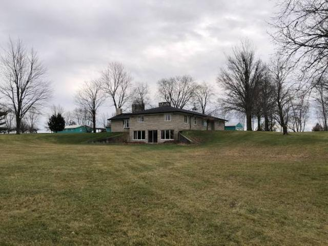 Limestone Country Home, Sitting On Approximately 6 Acres Decatur, In