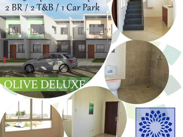 Limited Slots Left! Avail Our Olive Deluxe Unit Close To The Entrance Gate!