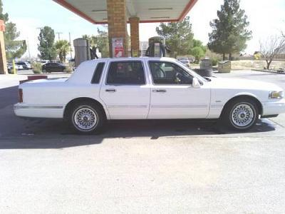 Lincoln Used Lincoln Towncar 1996 Mitula Cars