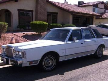 Lincoln Continental Used Lincoln Continental 1988 Mitula Cars