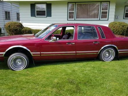 Lincoln Town Car Used Lincoln Town Lowrider Mitula Cars