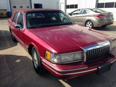 Lincoln Used Lincoln Green 1994 Mitula Cars