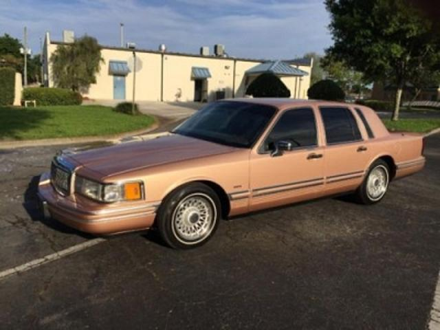 Lincoln Town Car Used Lincoln Town Electric Mitula Cars