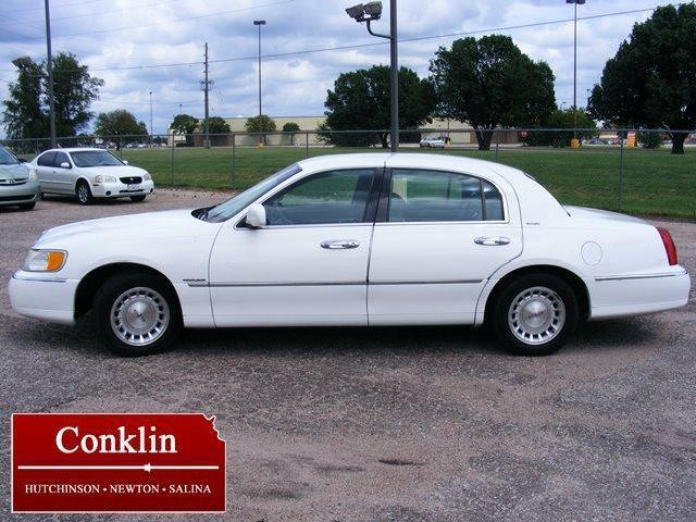 Lincoln Town Car Executive Used Lincoln Town Executive Leather