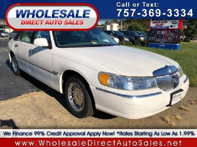 Lincoln Town Car Cartier Virginia 23 Lincoln Town Car Cartier Used