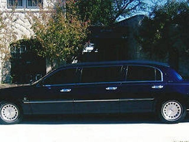 Lincoln Town Car Used Lincoln Town Air Suspension Conversion