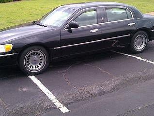 Lincoln Town Car Cartier In Alabama Used Lincoln Town Cartier 2001
