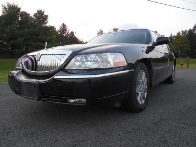 Lincoln Town Car Cartier New York 13 Lincoln Town Car Cartier Used