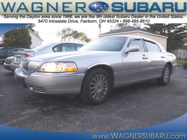 Lincoln Town Car In Dayton Used Lincoln Town 1990 Dayton Mitula Cars