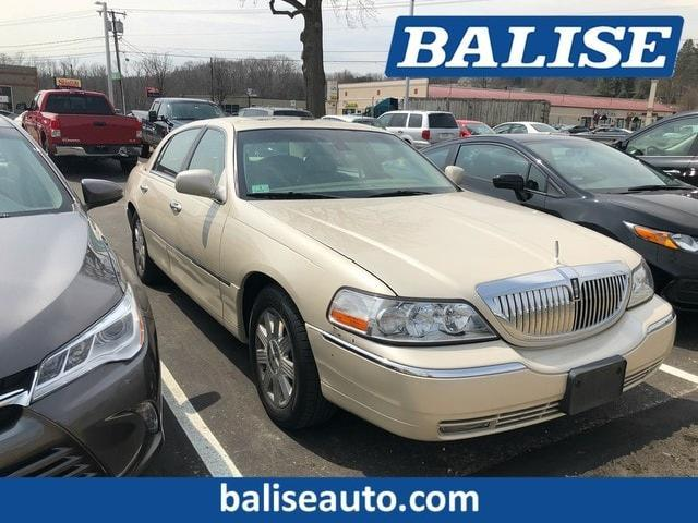 Lincoln Town Car Cartier In Power Used Lincoln Town Cartier Power
