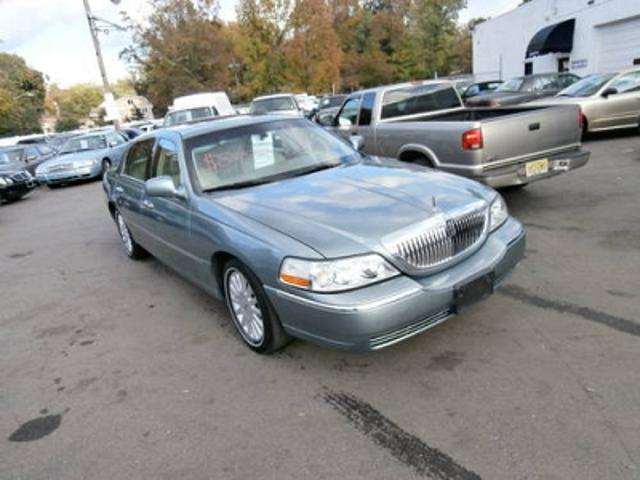 Lincoln Town Car In Mississippi Used Lincoln Town Green