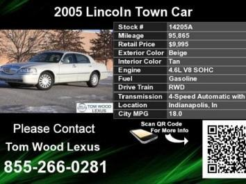 Lincoln Town Car Used Lincoln Town Old Mitula Cars