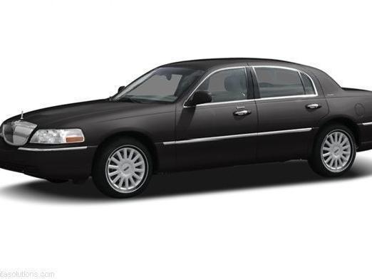 Lincoln Town Car In California Used Lincoln Town Red California