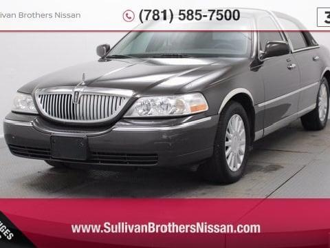 Lincoln Town Car Used Lincoln Town Presidential Mitula Cars