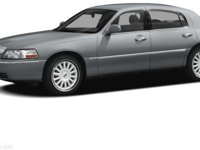 Lincoln Town Car In Virginia Used Lincoln Town Gold Virginia