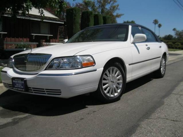 Lincoln Town Car Alpine 97 Lincoln Town Car Used Cars In Alpine