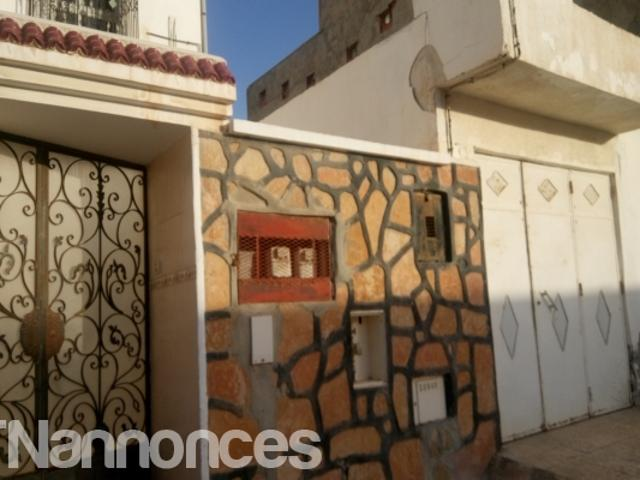 Location Annuelle De Villa Ŕ Gabčs Sud 6014, Gabčs En Tunisie