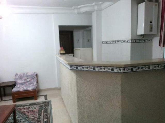 location studio meuble hammamet
