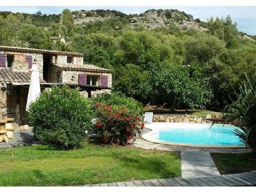Location maison bergerie corse mitula immobilier for Villa piscine privee