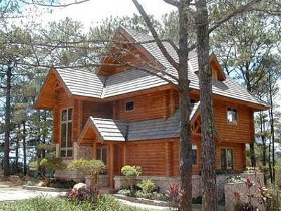 Home Properties In Camp John Hay Mitula Homes: country log home