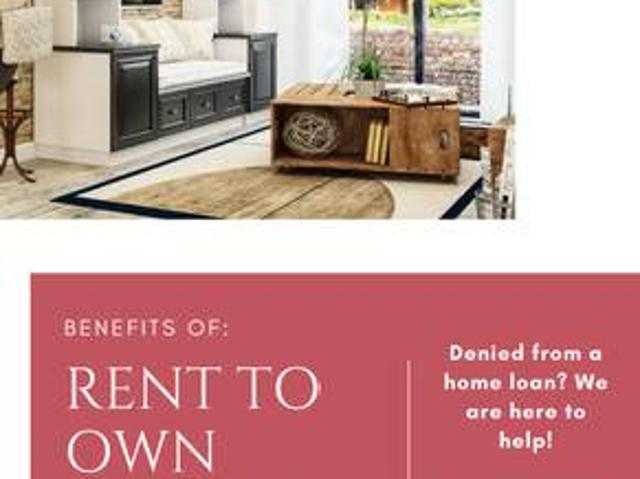 Looking For A Rent To Buy Home Augusta
