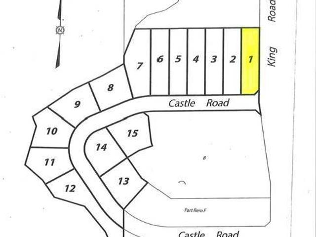 Lot 1 Castle Road Gibsons Bc Land Lot For Sale Rew