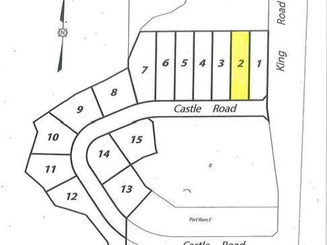 Lot 2 Castle Road Gibsons Bc Land Lot For Sale Rew