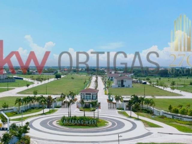 Lot For Sale In Alabang West, Muntinlupa