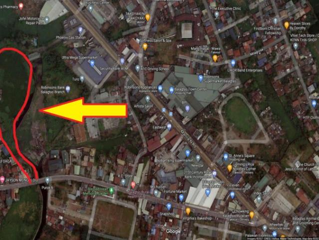 Lot For Sale In Balagtas Bulacan