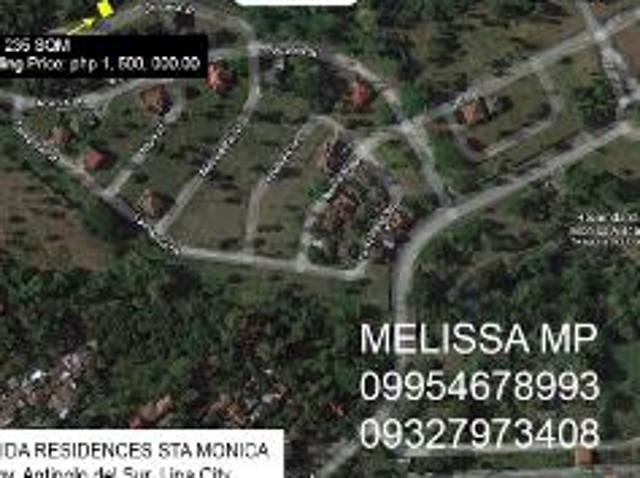 Lot For Sale In Lipa City For ₱ 1,500,000 With Web Reference 117290526