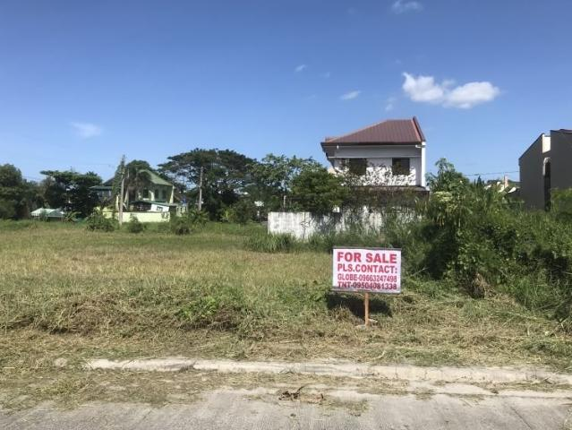 Lot For Sale In Northfields Executive Subdivision Malolos Bulacan