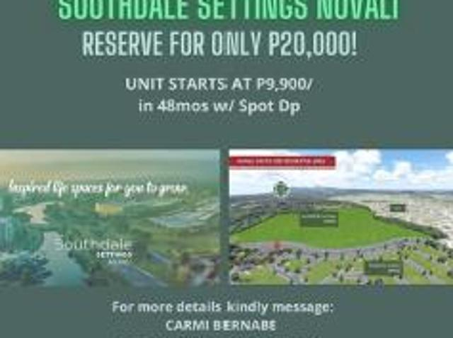 Lot For Sale In Nuvali For ₱ 4,772,000 With Web Reference 117713827
