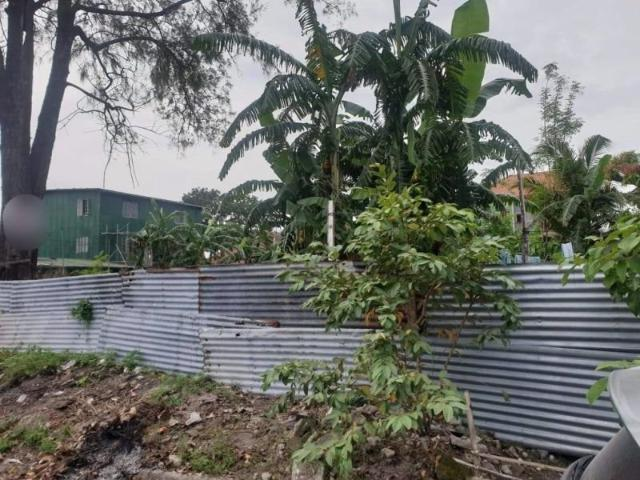 Lot Only For Sale In Malabanias Near Sm Clark